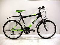 Велосипед горный AZIMUT OMEGA+дисковые тормоза