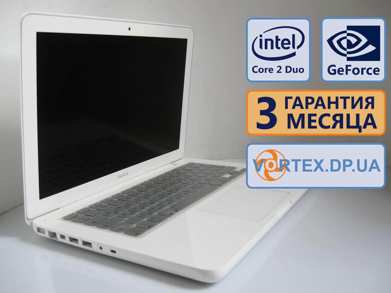 Ноутбук Apple A1342 mid2010 13.3  (1280x800) / Intel Core 2 Duo P8600 (2x2.4GHz) / GeForce 320M / RAM 4Gb / HDD 250Gb / АКБ нет / Сост. 9/10 БУ
