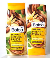 """Подарочный набор Balea """"Ваниль и Миндаль"""" (шампунь+бальзам для волос), фото 1"""