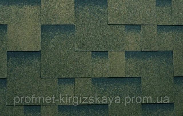 Битумная черепица KATEPAL SUPER Rocky Тайга