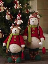 Новогодние мягкие игрушки