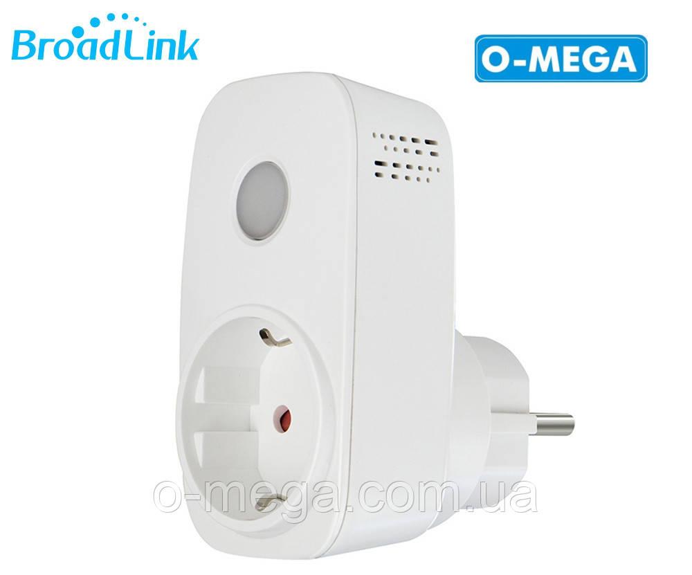 Умная розетка с wi-fi Broadlink SP3 с таймером и LED ночником
