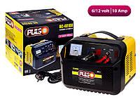 Зарядное устройство PULSO 6-12V 10A/12-200AHR//стрел Зарядное устройство для аккумулятора авто