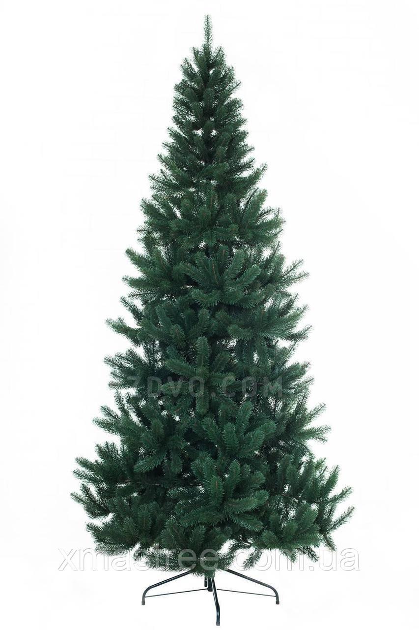 Новогодняя искусственная елка литая Люкс 220