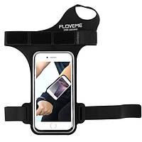 Спортивный чехол на запястье для смартфонов (чехол для бега и фитнеса)