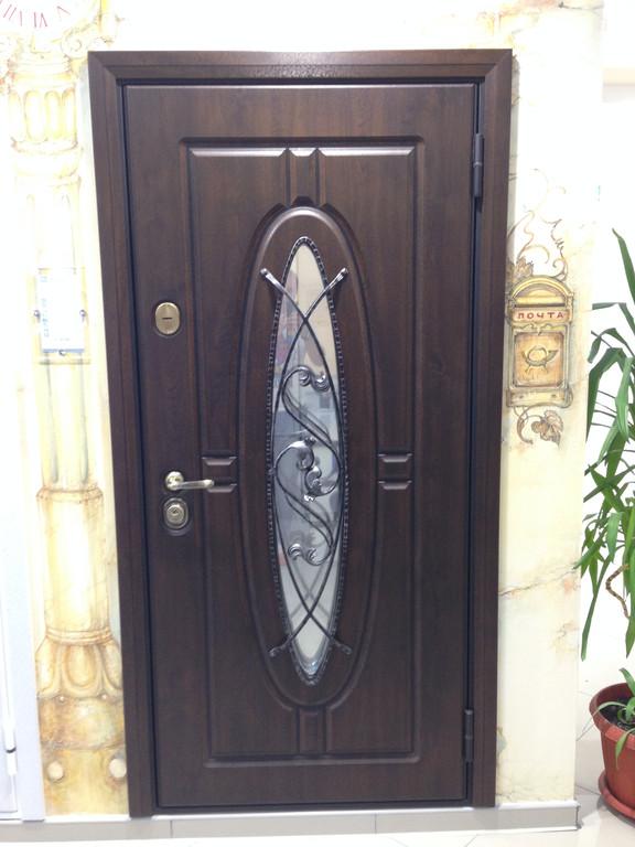 Наша дверь на выставке в Минске, Беларусь