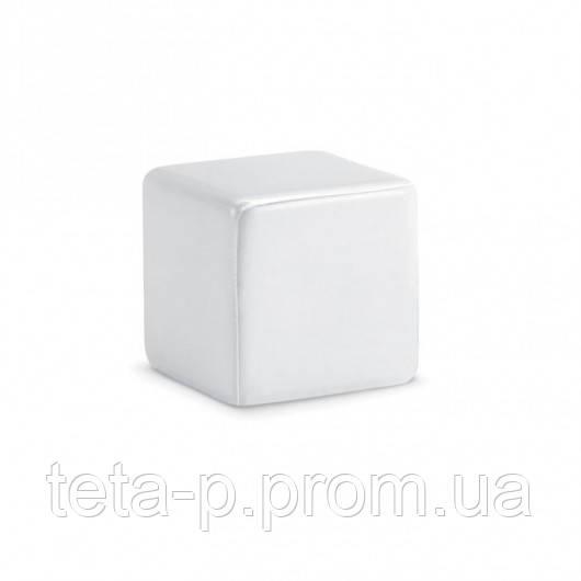 Антистресс кубик SQUARAX с чистой стороной для нанесения