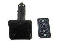 FM модулятор HZ H9 + пульт / Автомобильный Трансмитер