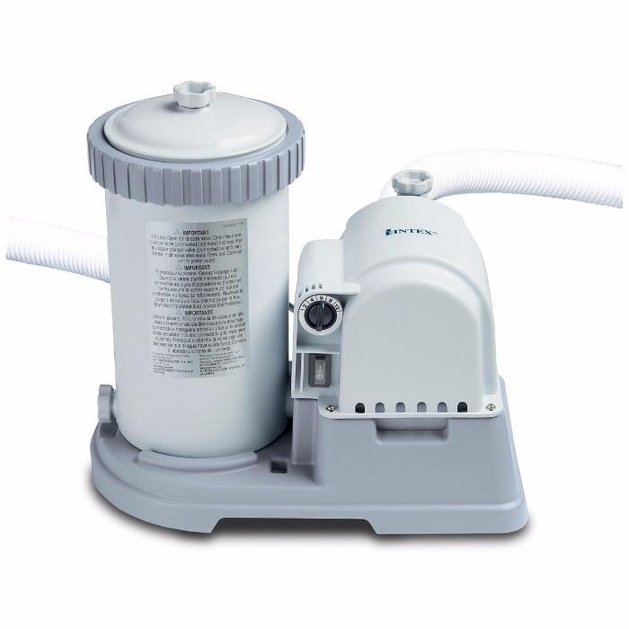 Картриджный фильтр-насос для бассейна Intex 9463 л/ч. Фильтр для бассейнов