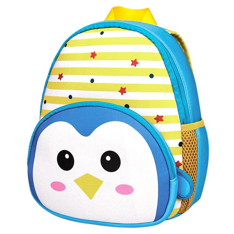 Детский неопреновый рюкзак Пингвин
