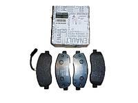 Тормозные колодки передние на Рено Мастер III 2.3dci / RENAULT (ORIGINAL) 410601061R