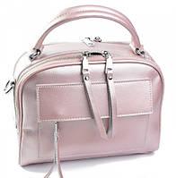 Женский кожаная сумка клатч 2087 Pearl Pink Женская кожаная сумка, кожаный женский  клатч c5940f1e6d5