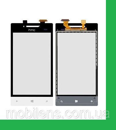 HTC A620e, A620t 8S Rio Тачскрин (сенсор) белый
