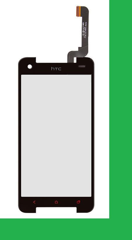 HTC Butterfly S, 901e (901s) Тачскрин (сенсор) черный