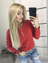 "Модная трикотажная кофта ""Nelli""| Распродажа, фото 3"