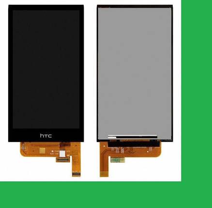 HTC Desire 510, HTC 510 Дисплей+тачскрин(сенсор) черный, фото 2