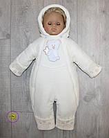 Комбинезон для новорожденных Тедди GRETA LUX™