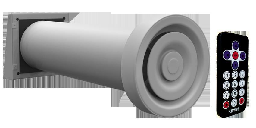 Приточно-вытяжная вентиляция с рекуперацией тепла RV-2M