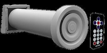 Рекуператор Reventa RV-2М (V 58м3, S 20м2, с внешним защитным коробом)