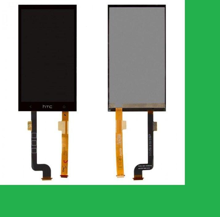 HTC Desire 601, HTC 601 Дисплей+тачскрин(сенсор) черный