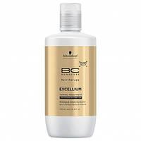 Смягчающая маска для зрелых и жестких волос bc Bonacure Q10+Omega3 Taming Treatment Объём: 750 мл