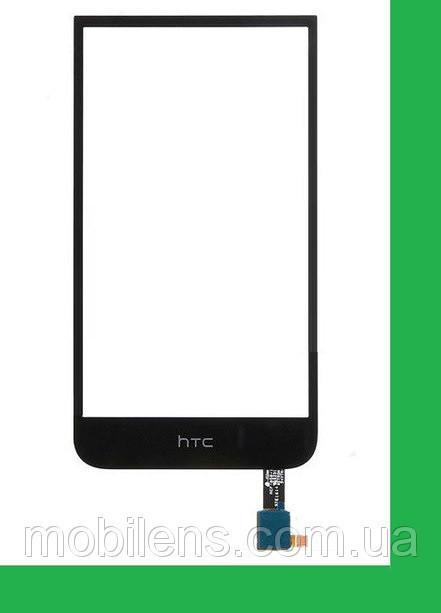 HTC Desire 616, HTC 616, 616 Dual Тачскрин (сенсор) чёрный