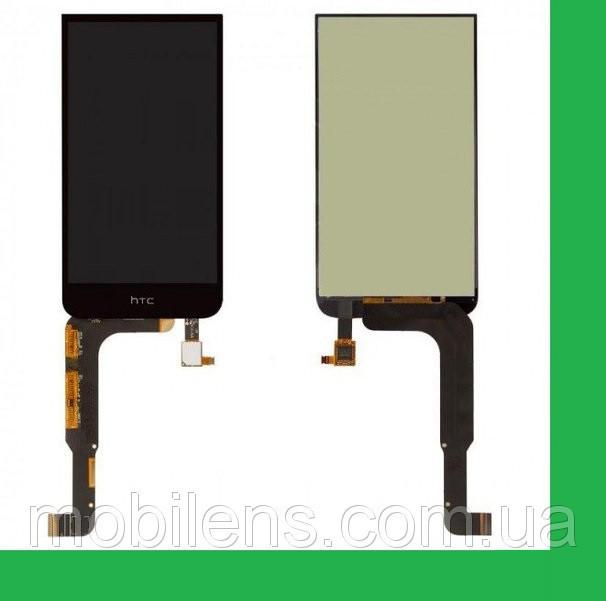 HTC Desire 616, HTC 616, 616 Dual Дисплей+тачскрин(сенсор) черный