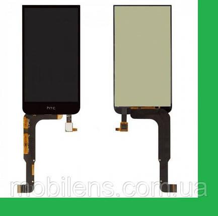 HTC Desire 616, HTC 616, 616 Dual Дисплей+тачскрин(сенсор) черный, фото 2