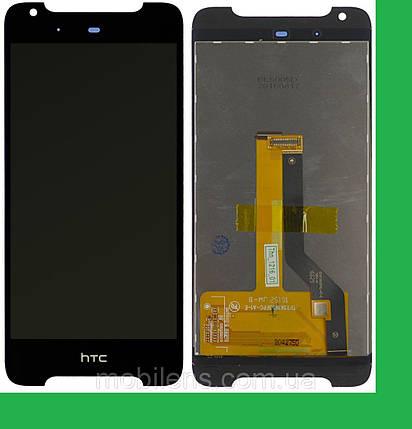 HTC Desire 628, HTC 628 Дисплей+тачскрин(сенсор) черный, фото 2