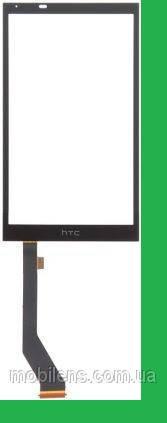HTC Desire 820, HTC 820, D820u, D820w Тачскрин (сенсор) чёрный, фото 2