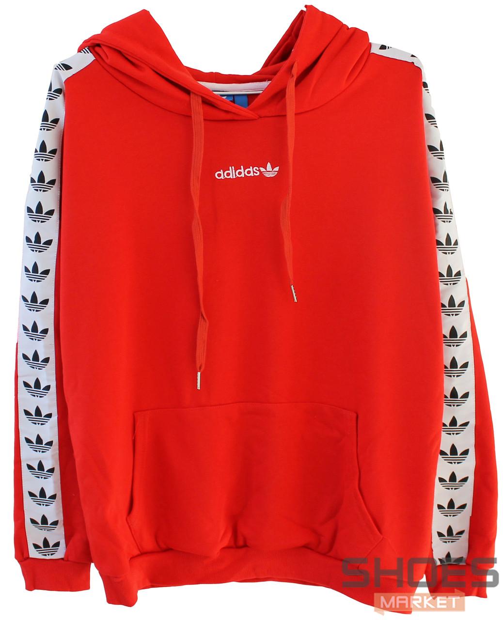 Худи Adidas Red (ориг.бирка)