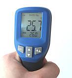 Пирометр Flus IR-831 (-30-1350 ℃) EMS 0,1-1,0; DS: 30:1, фото 3