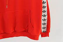 Худи Adidas Red (ориг.бирка), фото 3
