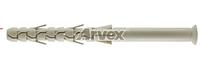 Дюбель рамный KARL 16x360 мм нейлон Аrvex, 25 шт.