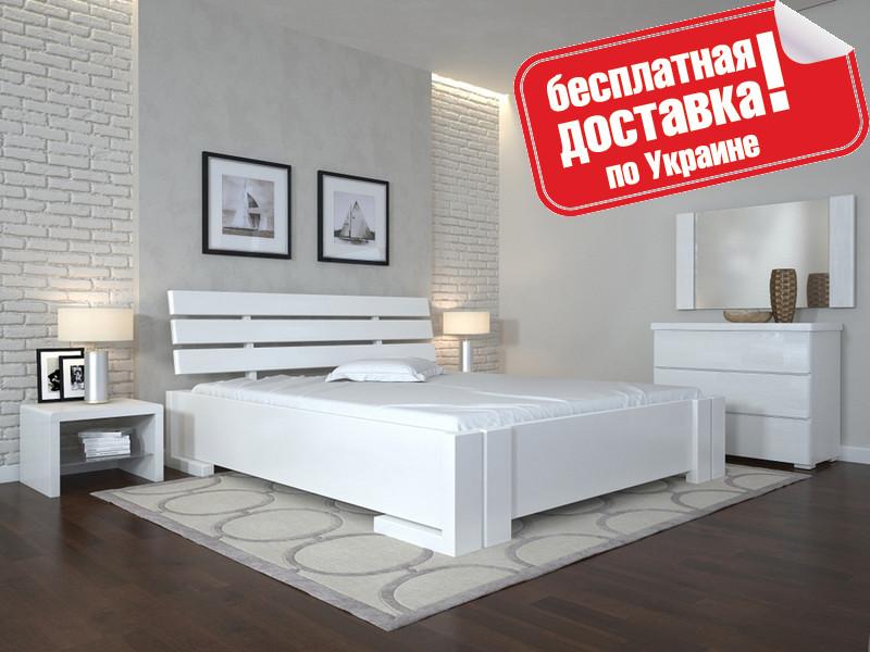 Кровать деревянная Домино Arbor