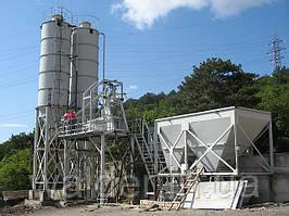Бетонные заводы (реализованные проекты)