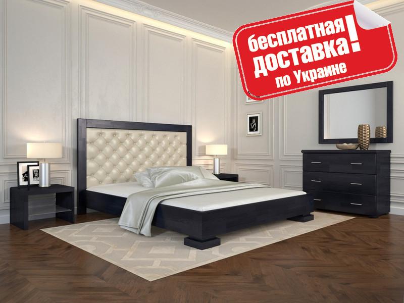 Кровать деревянная Подиум Arbor