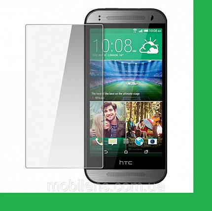 HTC One mini 2, One M8 mini Защитное стекло, фото 2