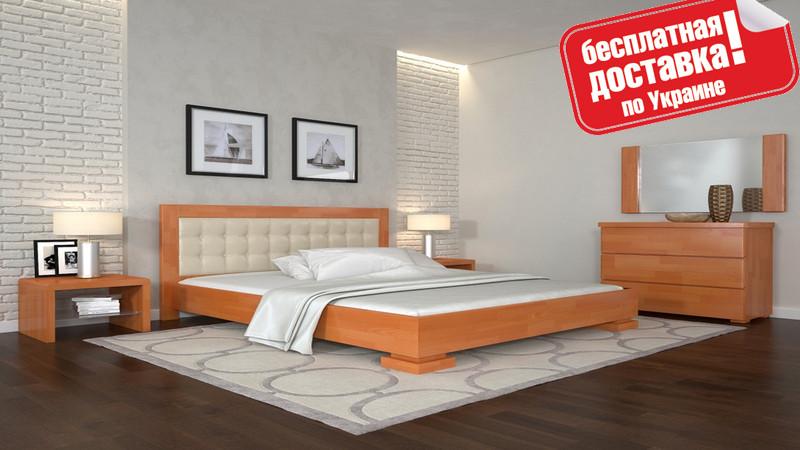 Кровать деревянная Монако Arbor