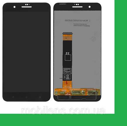 HTC One X10 Дисплей+тачскрин(сенсор) черный, фото 2