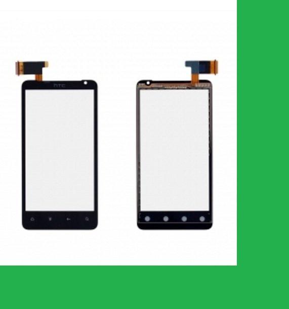HTC X710e, Vivid G9, Raider 4G Тачскрин (сенсор) чёрный