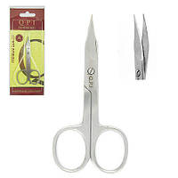 Ножницы маникюрные для ногтей (ручная заточка 9,5 см) QA-17