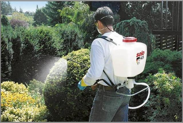 Препараты для защиты дома, сада, огорода
