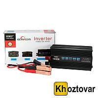 Преобразователь Инвертор напряжения 12в-220в 1000W