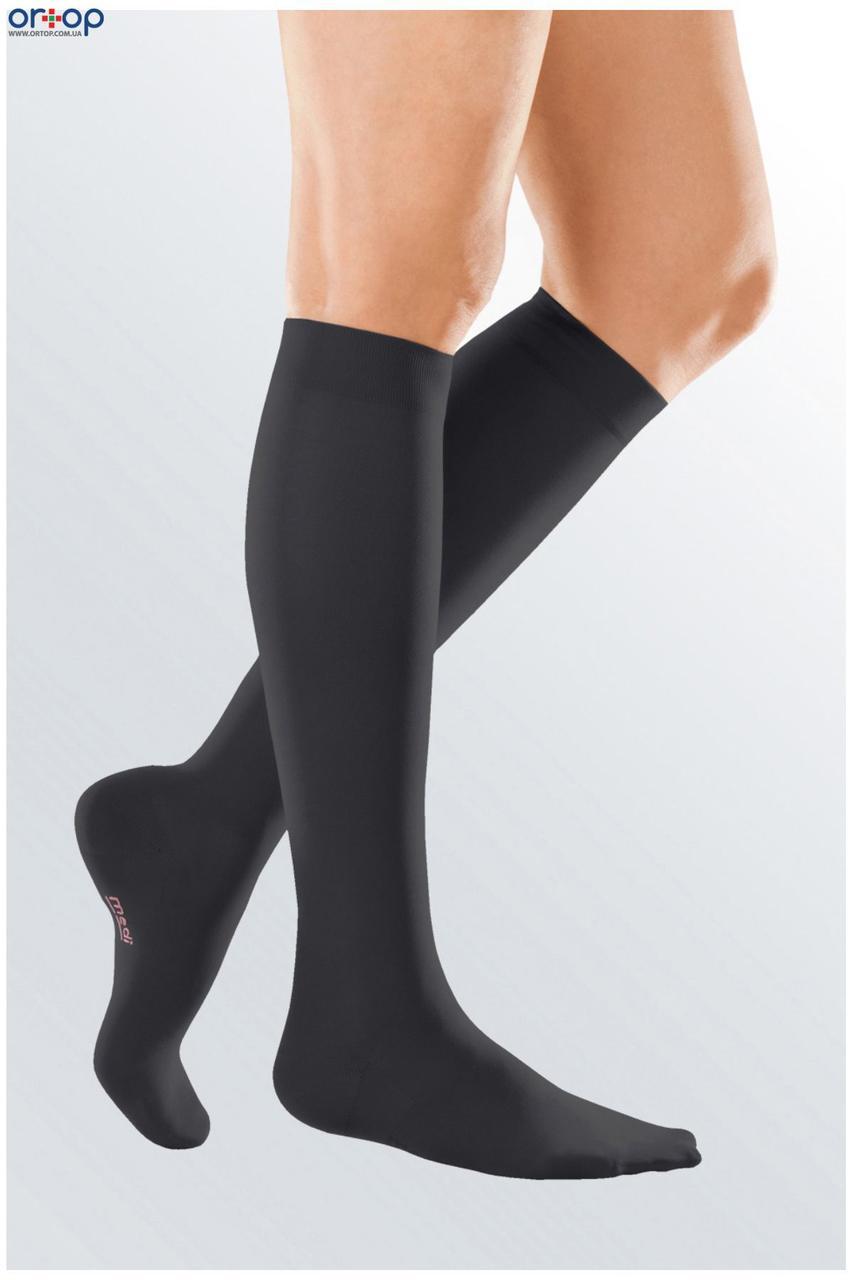 Гольфы mediven ELEGANCE (AD-39-44см) - I класс, закрытый носок, черный, размер 3