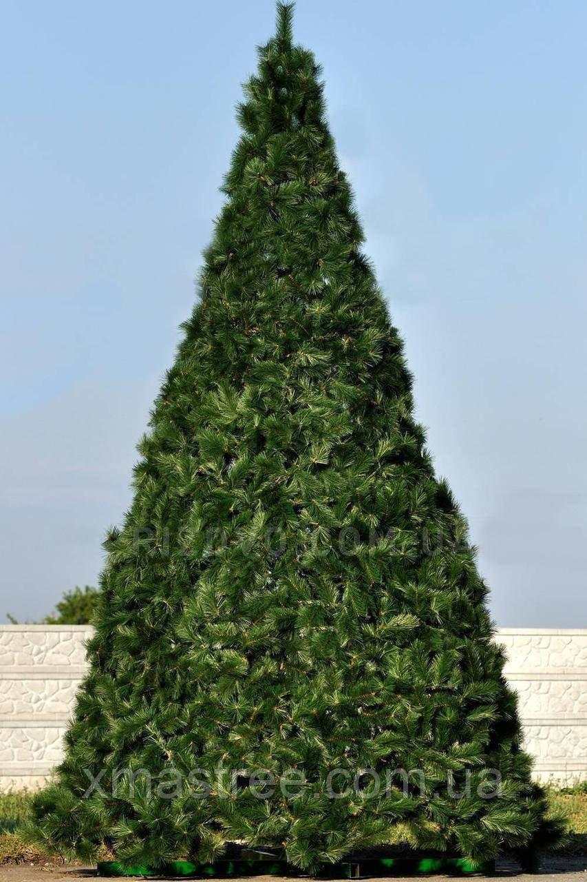 Уличная искусственная елка новогодняя сосна Микс 400