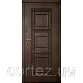Двері вхідні стандарт 313 полотно 68 мм