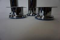 Ножка металлическая для мебели высота h-50 mm, фото 1