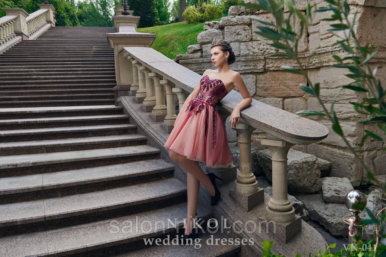 Вечернее, выпускное платье VN-041