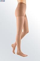 Колготки mediven ELEGANCE (AG-72-83см), закрытый носок, 1 класс, цвет бежевый, размер 1